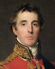 1st Duke of Wellington & British Prime Minister Arthur Wellesley