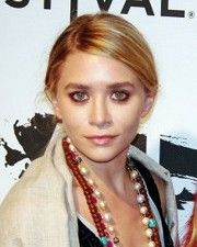 Actress and fashion designer Ashley Olsen