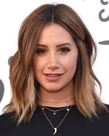 Actress and Singer Ashley Tisdale