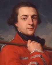 British Prime Minister Augustus FitzRoy