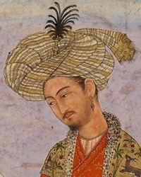Founder of the Mughal Empire Babur