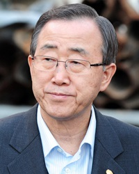 8th Secretary-General of the United Nations Ban Ki-moon