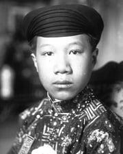 Emperor of Vietnam Bảo Đại