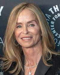 Actress Barbara Bach