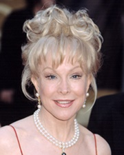 Actress Barbara Eden