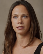 Twin daughter of US President George W. Bush Barbara Pierce Bush