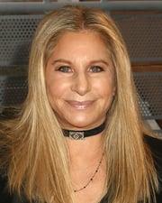 Singer-songwriter & Actress Barbra Streisand