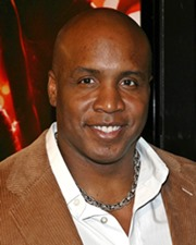 MLB Legend Barry Bonds