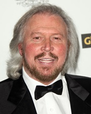 Bee Gees Singer Barry Gibb