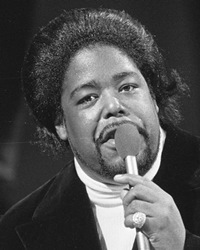Singer Barry White