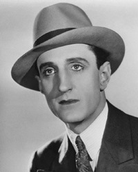 Actor Basil Rathbone