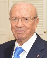 President of Tunisia Beji Caid Essebsi