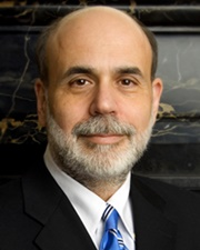 Economist and Chairman of the Federal Reserve Ben Bernanke