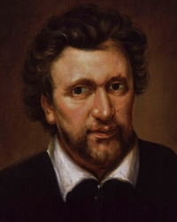 Playwright and Poet Ben Jonson