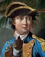 US Defector General Benedict Arnold