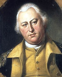 Military Leader Benjamin Lincoln
