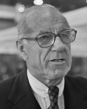 Pediatrician Benjamin Spock