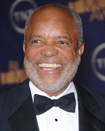 Record Company Owner Berry Gordy