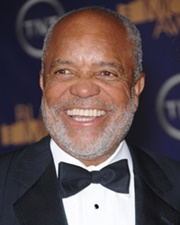 Founder of Motown Records and Songwriter Berry Gordy