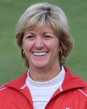 LPGA Golfer Beth Daniel