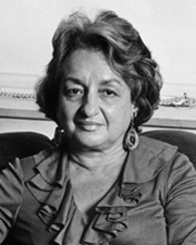 Writer Betty Friedan