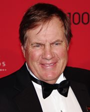 NFL Coach Bill Belichick
