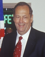 Basketball Player/US Senator Bill Bradley