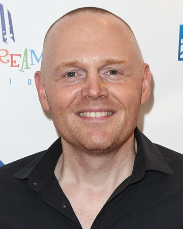 Comedian and Podcaster Bill Burr