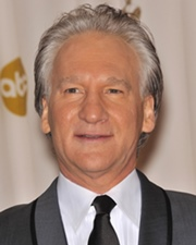 Political Commentator and Stand-up Comedian Bill Maher