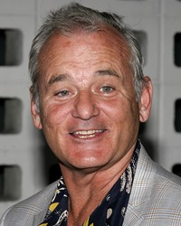 Actor/Comedian Bill Murray