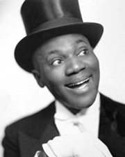 Tap Dancer and Actor Bill Robinson