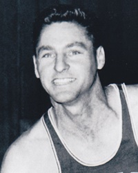 NBA Guard Bill Sharman