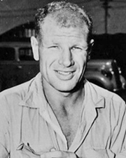 MLB Team Owner and Promoter Bill Veeck