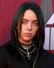 Singer-Songwriter Billie Eilish