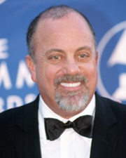Pianist, songwriter, and composer Billy Joel
