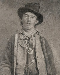 Frontier Outlaw Billy the Kid