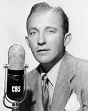Singer and Actor Bing Crosby