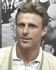 Tennis Player Björn Borg
