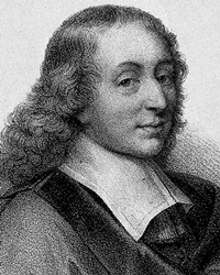 Mathematician, Physicist, and Philosopher Blaise Pascal