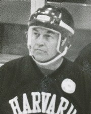 Ice Hockey Player Bob Cleary