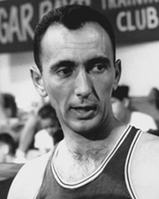 NBA Point Guard Bob Cousy