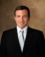 CEO of The Walt Disney Company Bob Iger