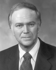 US Senator Bob Packwood