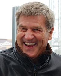 Ice Hockey Legend Bobby Orr