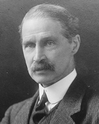 British Prime Minister Bonar Law