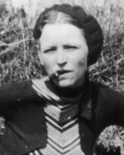 American Outlaw Bonnie Parker