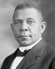 Education Pioneer Booker Taliaferro Washington