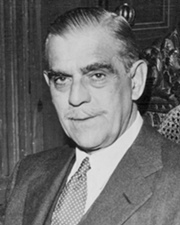 Actor Boris Karloff
