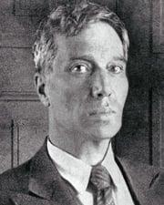 Novelist & Poet Boris Pasternak