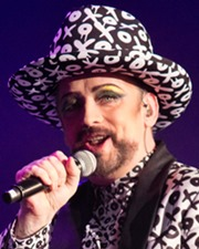 Singer-Songwriter Boy George